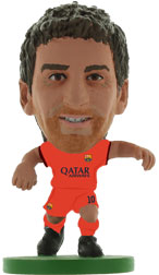 Lionel Messi Barcelona Away (2014/15) Soccerstarz