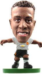 Danny Welbeck Manchester United Away (2014/15) Soccerstarz
