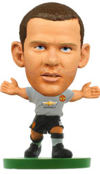 Wayne Rooney Manchester United Away (2014/15) Soccerstarz