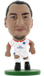 Zlatan Ibrahimovic Paris St Germain Away (2015/16) Soccerstarz