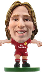 Luka Modric Real Madrid Away (2014/15) Soccerstarz