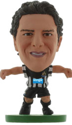 Daryl Janmaat Newcastle United Home (2014/15) Soccerstarz