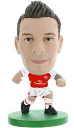 Mathieu Debuchy Arsenal Home (2015/16) Soccerstarz