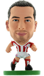 Phil Bardsley Stoke City Home (2014/15) Soccerstarz