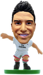 James Rodriguez Real Madrid Home (2014/15) Soccerstarz