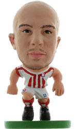Stephen Ireland Stoke City Home (2014/15) Soccerstarz