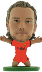 Ivan Rakitic Barcelona Away (2014/15) Soccerstarz