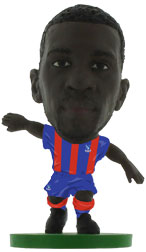 Yannick Bolasie Crystal Palace Home (Classic) Soccerstarz