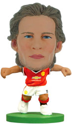 Daley Blind Manchester United Home (2014/15) Soccerstarz