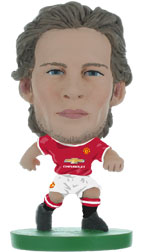Daley Blind Manchester United Home (2015/16) Soccerstarz