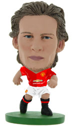Daley Blind Manchester United Home (2016/17) Soccerstarz