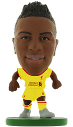 Raheem Sterling Liverpool Away (2014/15) Soccerstarz