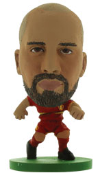 Anthony Vanden Borre Belgium Home (2015) Soccerstarz