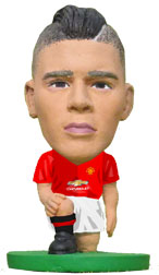 Marcos Rojo Manchester United Home (2016/17) Soccerstarz