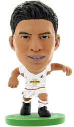 Jefferson Montero Swansea City Home (2015/16) Soccerstarz