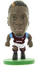 Diafra Sakho West Ham United Home (2015/16) Soccerstarz