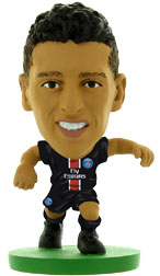 Marquinhos Paris St Germain Home (2015/16) Soccerstarz