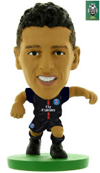Marquinhos Paris St Germain Home (2017/18) Soccerstarz