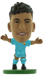 Neymar Jr Barcelona Away (2017/18) Soccerstarz