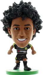 Willian Chelsea Away (2016/17) Soccerstarz