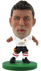 Michael Carrick Manchester United Away (2015/16) Soccerstarz