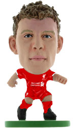 James Milner Liverpool Home (2015/16) Soccerstarz