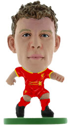 James Milner Liverpool Home (2016/17) Soccerstarz