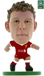 James Milner Liverpool Home (2017/18) Soccerstarz