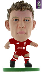James Milner Liverpool Home (2018/19) Soccerstarz