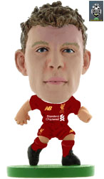 James Milner Liverpool Home (2019/20) Soccerstarz