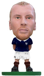 Jeremy Mathieu France Home Soccerstarz