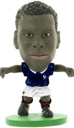 Kurt Zouma France Home Soccerstarz