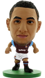Dimitri Payet West Ham United Home (2015/16) Soccerstarz