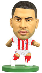 Glen Johnson Stoke City Home (2015/16) Soccerstarz