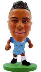 Raheem Sterling Manchester City Home (2016/17) Soccerstarz