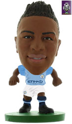 Raheem Sterling Manchester City Home (2018/19) Soccerstarz