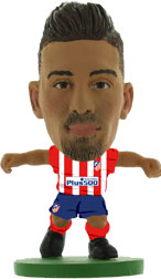 Yannick Ferreira Carrasco Atletico Madrid Home (2015/16) Soccerstarz