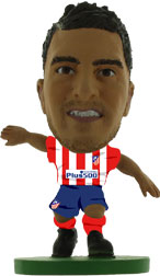 Koke Atletico Madrid Home (2015/16) Soccerstarz