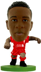 Nathaniel Clyne Liverpool Home (2015/16) Soccerstarz