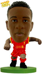 Nathaniel Clyne Liverpool Home (2016/17) Soccerstarz