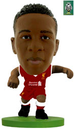 Nathaniel Clyne Liverpool Home (2017/18) Soccerstarz