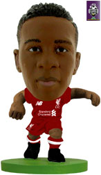 Nathaniel Clyne Liverpool Home (2018/19) Soccerstarz