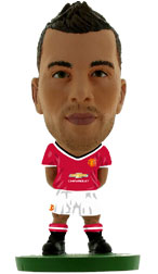Morgan Schneiderlin Manchester United Home (2015/16) Soccerstarz