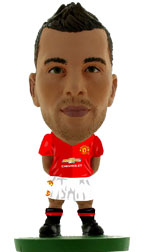 Morgan Schneiderlin Manchester United Home (2016/17) Soccerstarz