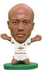 Andre Ayew Swansea City Home (2015/16) Soccerstarz