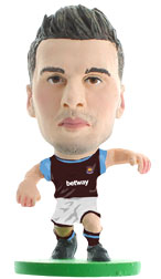 Carl Jenkinson West Ham United Home (2015/16) Soccerstarz