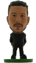 Diego Simeone Atletico Madrid Home (2015/16) Soccerstarz