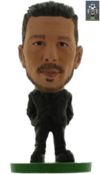 Diego Simeone Atletico Madrid Suit Soccerstarz