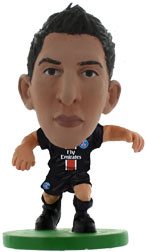 Angel Di Maria Paris St Germain Home (2015/16) Soccerstarz