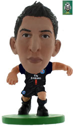 Angel Di Maria Paris St Germain Home (2017/18) Soccerstarz